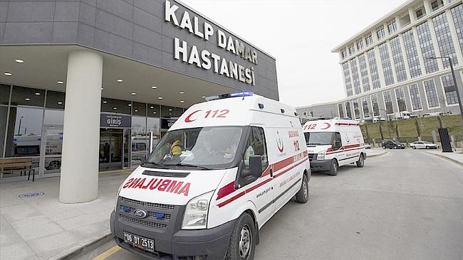 Ambulanslar 3,2 Milyon Hasta Taşıdı
