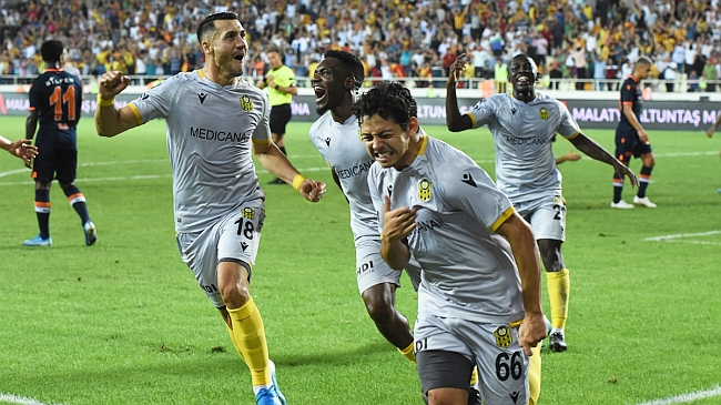 Yeni Malatyaspor'dan Lige Süper Başlangıç: 3-0