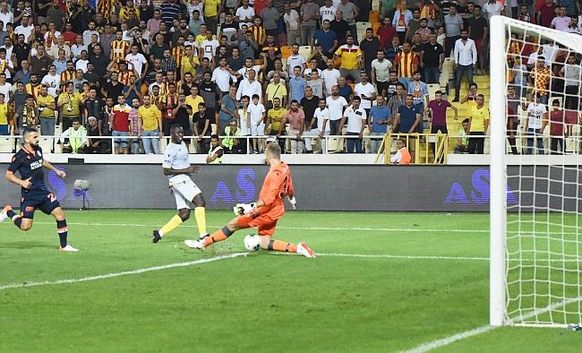 M.Başakşehir 3 Sezon Sonra Kaybetti