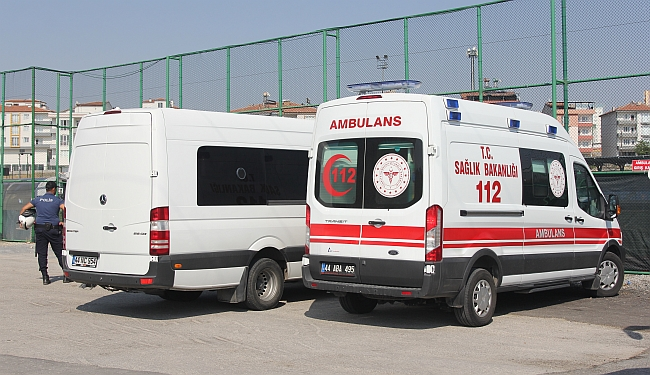 Amatör Maçlara Sabit Ambulans