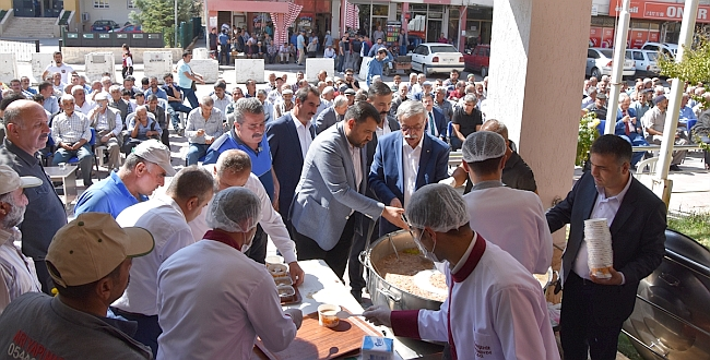 Doğanşehir'de Aşure Günü
