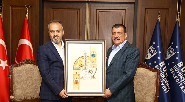 """Malatya'nın Kadim Kültürünü Bursa'ya Taşıdık"""