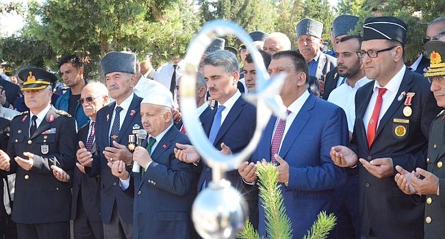 Malatya'da Gaziler Günü Törenleri