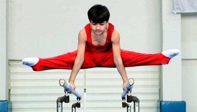 Jimnastikte Türkiye 2'ncisi Oldu
