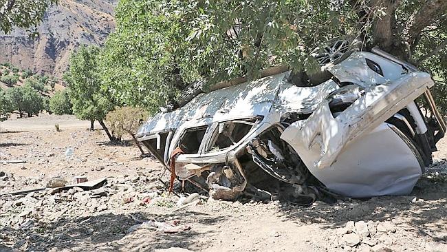 Kulp'taki Hain Saldırıda 7 Ölü, 10 Yaralı