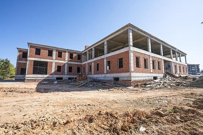 İtfaiye Merkezi  2020'de Tamamlanacak