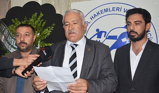 Arıcı'ya Malatya'da Arslanboğa Protestosu