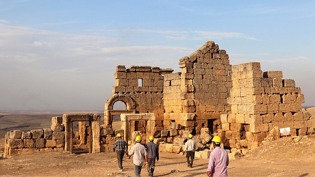 Kazıda 3 Bin Yıllık Asur Mührü Çıktı