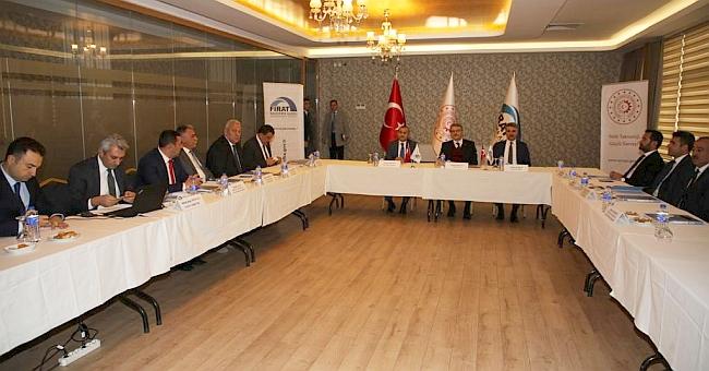 FKA Yönetim Kurulu Toplandı