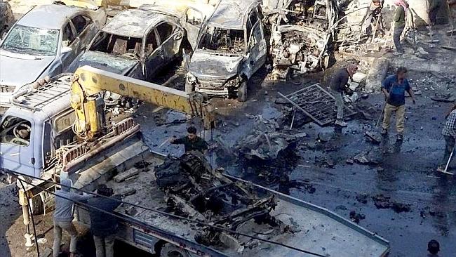 El-Bab'da YPG/PKK'dan Bombalı Saldırı: 18 Ölü