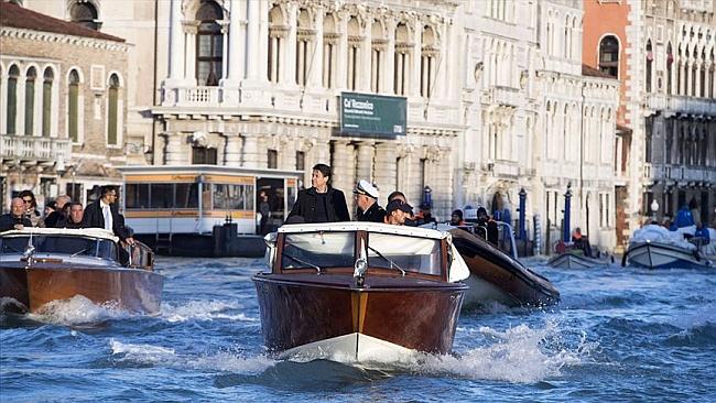 Venedik'i Su Bastı!