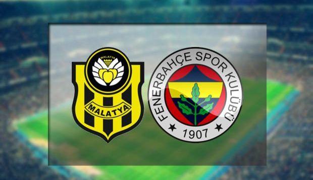 Yeni Malatyaspor'la Fenerbahçe'nin 9'uncu Maçı