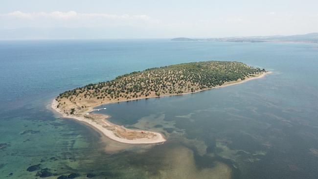 Balıkesir Açığında Satılık Ada