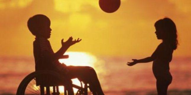 Türkiye'de 3 Milyon Engelli Çocuk