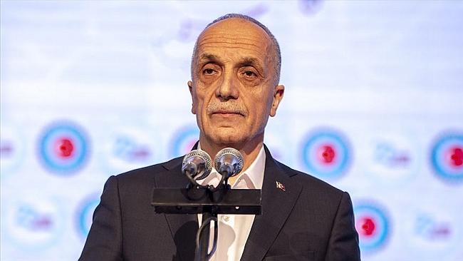 Türk-İş Yine Atalay'ı Seçti