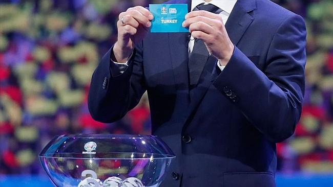 EURO 2020 Rakipleri Belli Oldu
