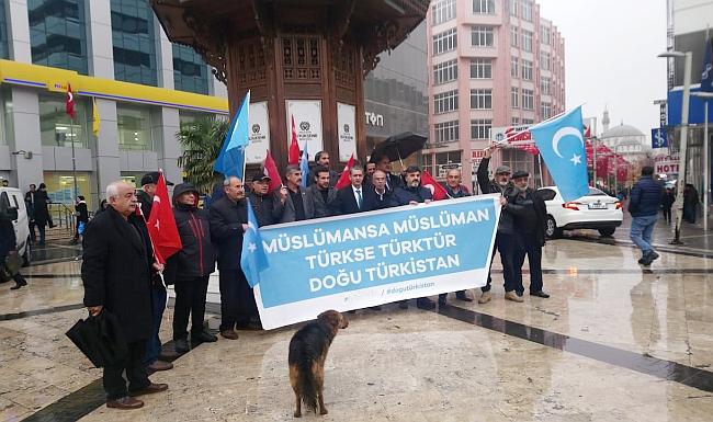 'Müslümansa Müslüman Türkse Türk'