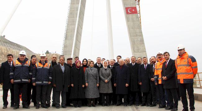 """""""Elazığ ve Malatya'ya Hayırlı Olmasını Diliyorum"""""""