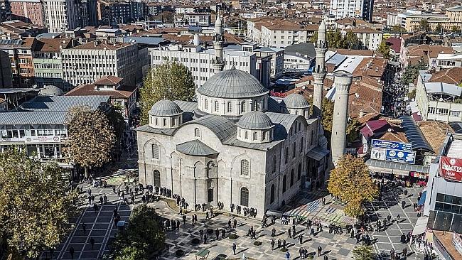 Malatya'nın 107 Yıllık 'Teze Cami'si