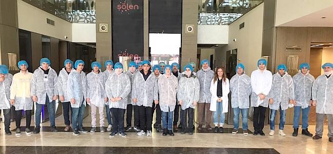 FKA'dan Öğrencilere Teknik Gezi
