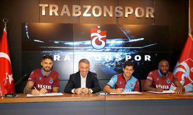 Ağaoğlu'ndan Guilherme İçin Portekiz Kulübüne Teşekkür