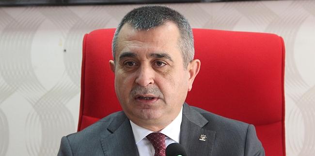 AKP İl Başkanının İşyerinde Korona