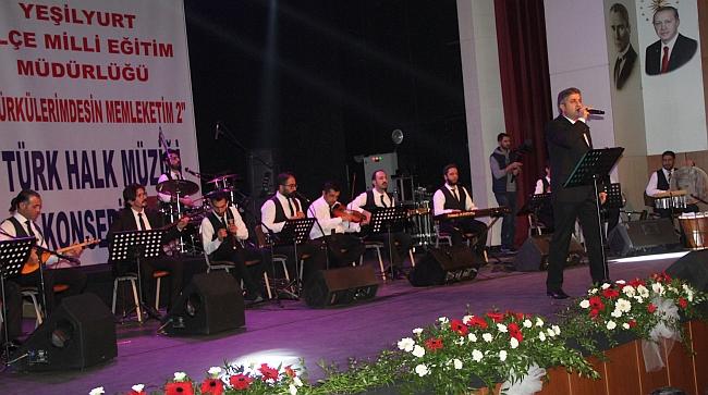 Öğretmenler Korosu Konseri