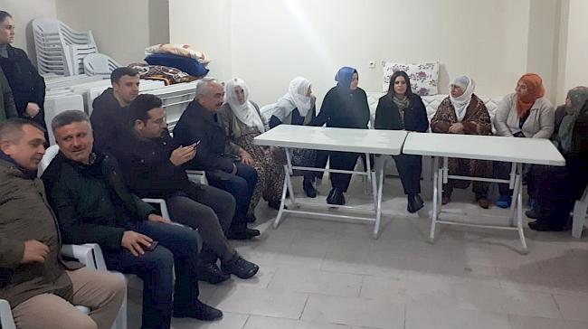 AKP Genel Başkan Yardımcıları Geldi