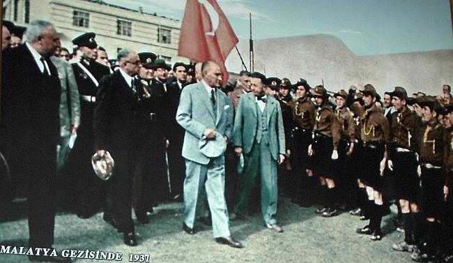 Atatürk'ün Malatya'ya Gelişinin 89. Yıl Dönümü