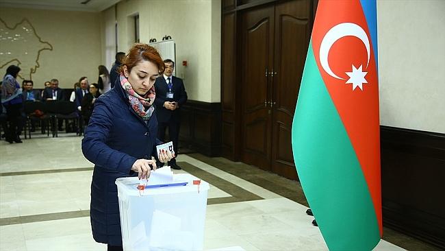 Azerbaycan'da Galip Yeni Azerbaycan Partisi