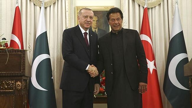 """""""Pakistan Her Zaman Türkiye'nin Yanında Olacaktır"""""""