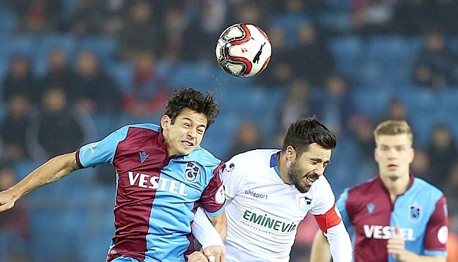 Trabzon'un 5 Golünden 3'üne Guilherme Katkısı
