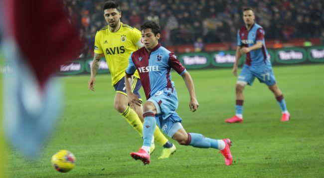 Trabzon Guilherme'yi 2. Yarıda Oynattı