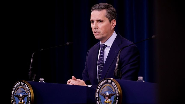 Pentagon'dan İdlib Açıklaması