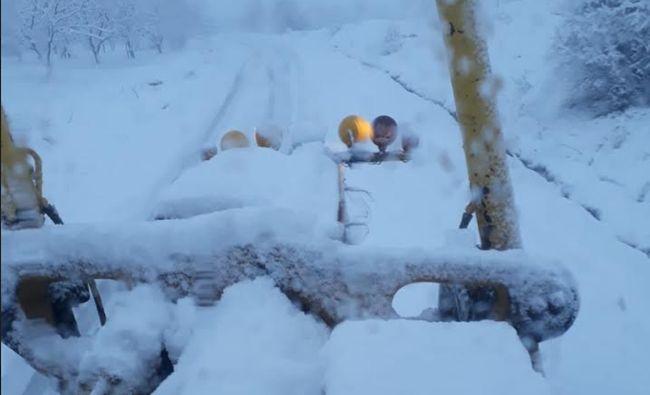 'Bazı Bölgelerde Kar Kalınlığı 4 Metreden Fazla'