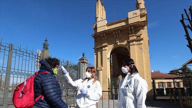 Avrupa'da Koronavirüs Salgını Artıyor