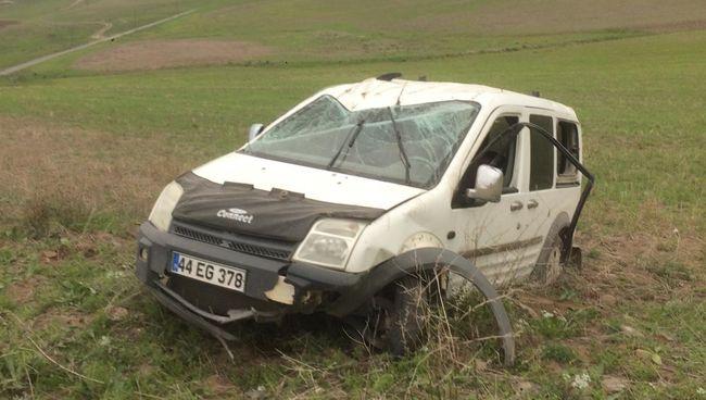 İki Ayrı Kazada 2 Kişi Yaralandı