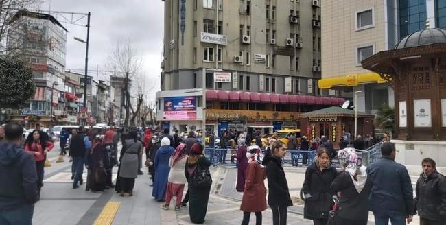 Merkez Yoğunlaşınca 2 PTT Şubesi Yeniden Açıldı