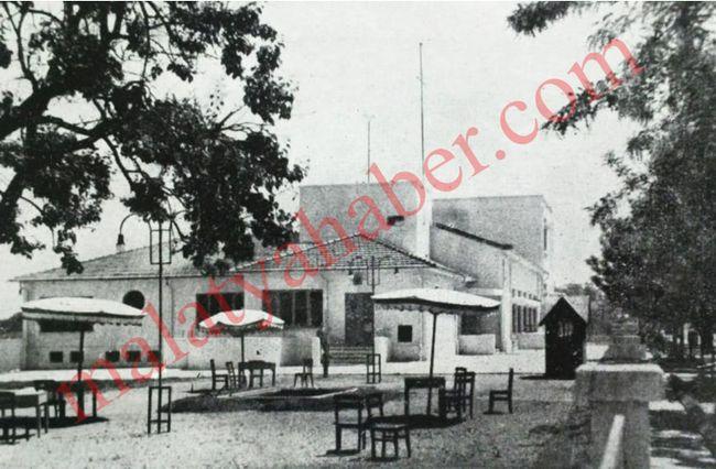 Sümerbank Kantin Binası