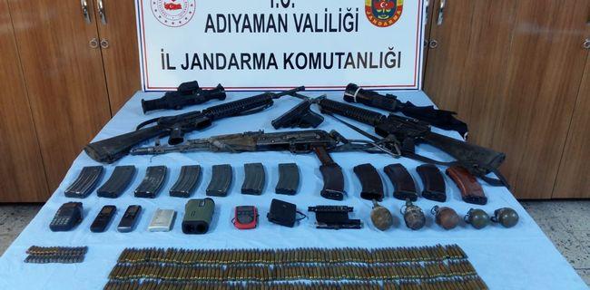Adıyaman'da 3 Terörist Öldürüldü