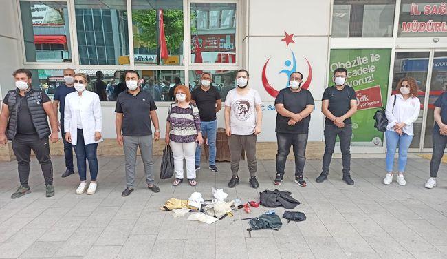 Berberlerden 'Bizi Hedef Gösterdiler' Protestosu