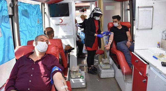 MTB'den Kan Bağışı Kampanyası