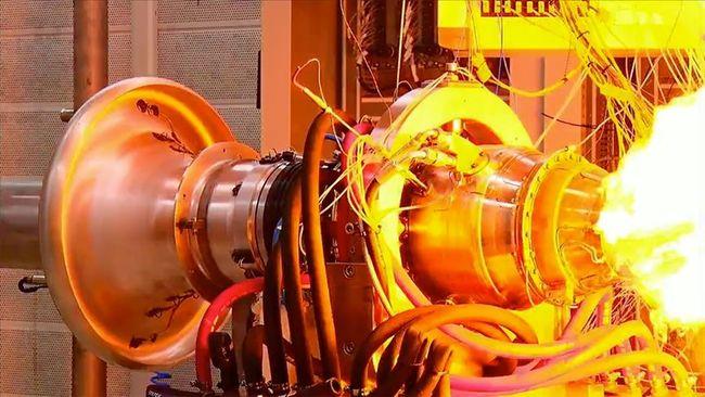 İlk Yerli Füze Motoru Test Edildi