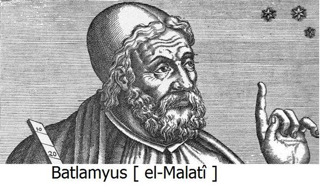 BATLAMYUS [EL-MALATÎ]