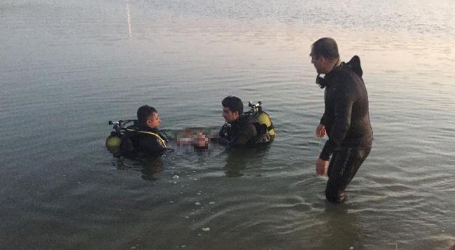 Karakaya Baraj Gölünde Boğuldu