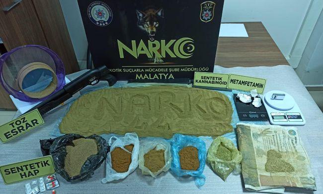 Narkotik Operasyonunda 3 Tutuklama