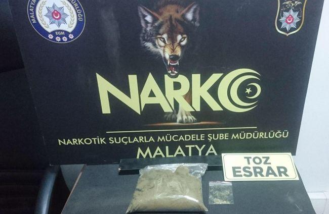 Narkotik'den Torbacılara 5 Operasyon