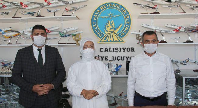 """""""Malatya'mıza Yakışan Bir Terminal Binası Kazandıracağız"""""""
