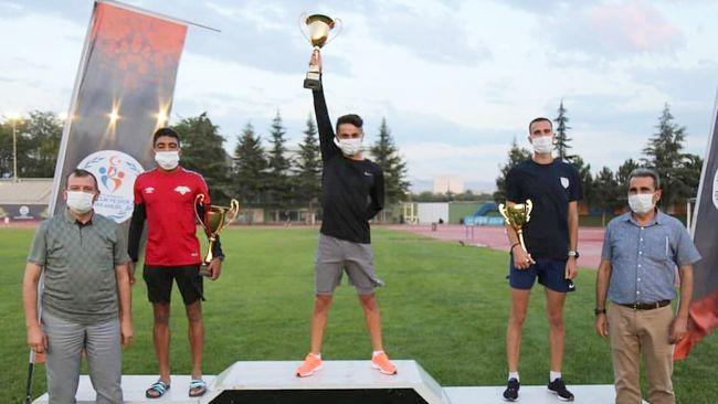 TAF Kupası Malatyalı Atletin