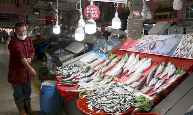 Balıkçılara Sıcak Hava Şoku